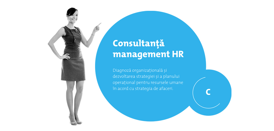 Consultanta management HR