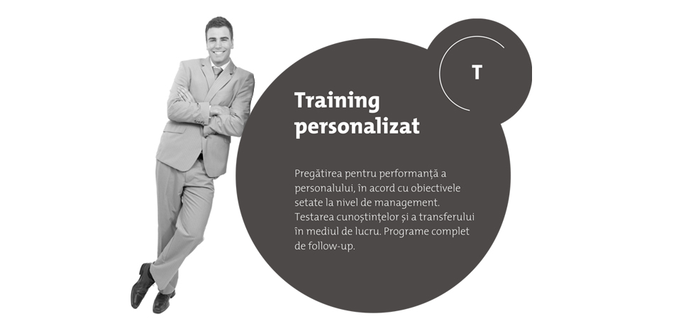 Training personalizat