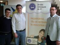 Trei ani de parteneriat între Train2Perform și Școala Informală de IT